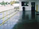 Sealed concrete surface by Microguard