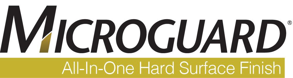 MicroGuard All-In-One Hard Surface Finish Logo