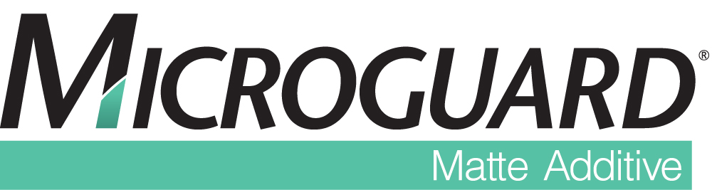 MicroGuard Matte Additive Logo