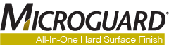 MicroGuard All-In-One Hard Surface Finish Logo