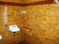 Sealed wall tile by Microguard product